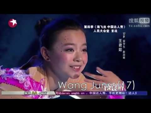 All Winners of China's Got Talent