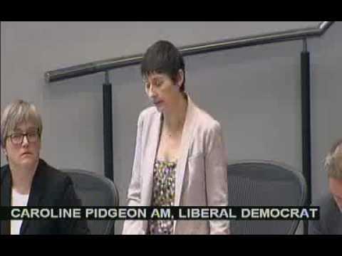 Caroline Pidgeon AM response to Finsbury Park Mosque attack