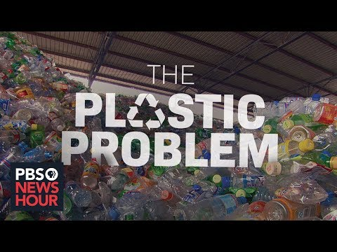 How innovation and small steps can help us solve The Plastic Problem