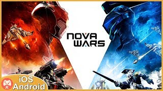 Nova Wars Gameplay iOS Android Games