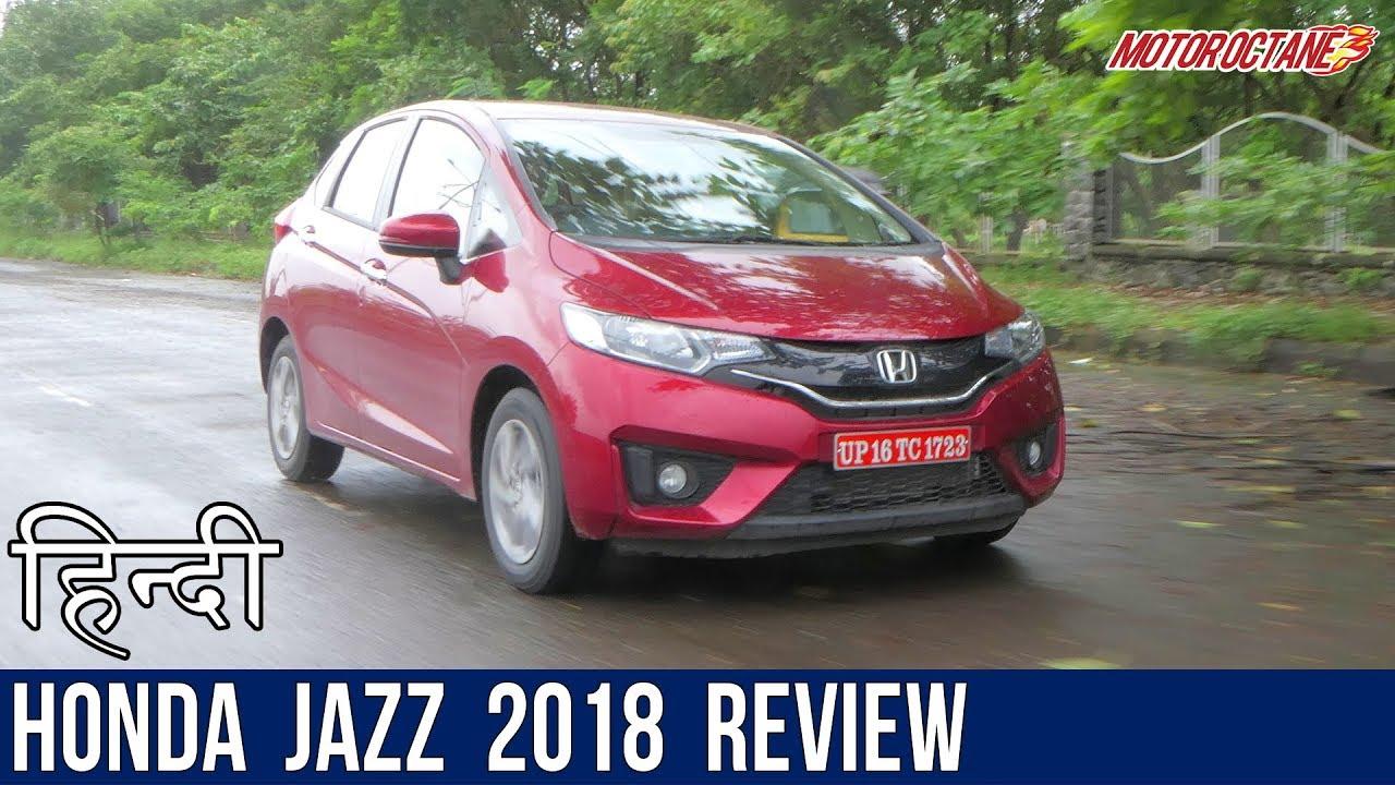 The New Honda Jazz 2018 Review ह द Motoroctane Youtube