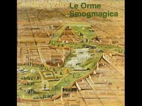 Los Angeles  Le Orme