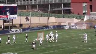 2015 Hill Academy vs Gonzaga Lacrosse Highlights