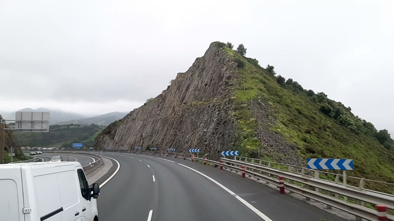 Download Bilbao  robaron Santoña  A8 Ap8 gps