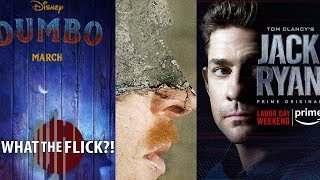 New Trailers For Dumbo, The Little Stranger And Jack Ryan