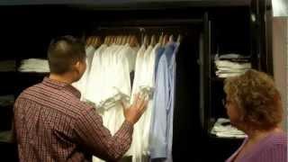Custom Closet - Closet Door Design Solution