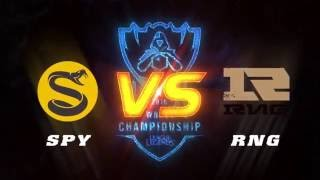 09102016 highlights spy vs rng cktg2016
