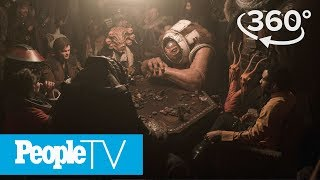 'Solo: A Star Wars Story' In 360: Watch Han Solo Face Off With Lando Calrissian | PeopleTV