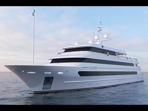 Katina Brodosplit 60m Mega Yacht for Charter