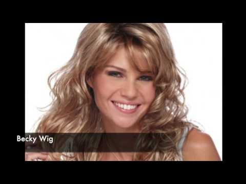 Wigs for Crossdressers and TGirls | GlamourBoutique.com