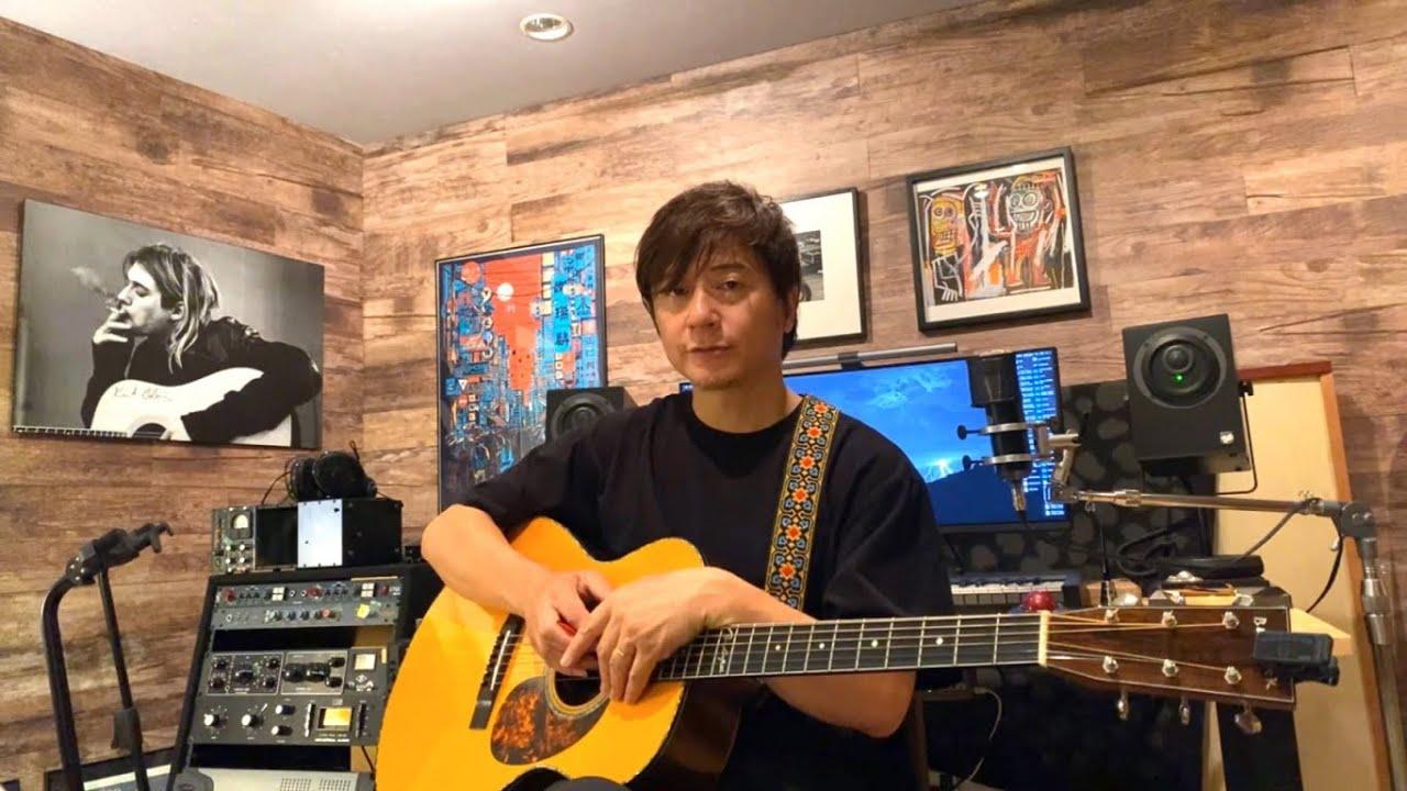 DISPATCHERS -岡野昭仁@フラワーを歌いました