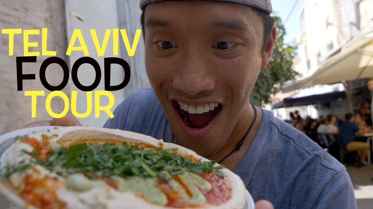 Download BEST Tel Aviv FOOD TOUR (Best of Israel) - Vlog #127