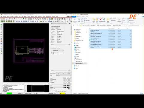 PCB Design Tutorial_62 Orcad Pcb Editor Fabrication And Assembly Package Creation