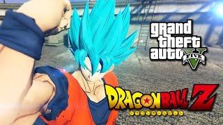 GTA 5 Mods DRAGON BALL Z