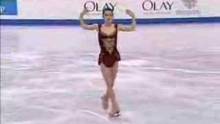 Sasha Cohen 2006 World Championship FS