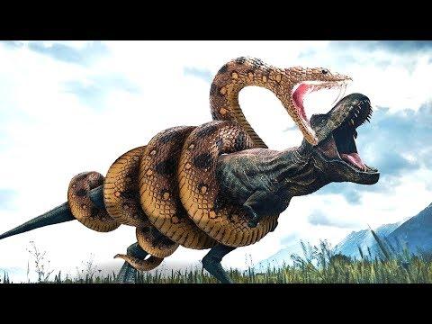 20254c59c72a8 ثعابين قتلت الديناصورات تصدقون !!! - هل تعلم؟ علوم وتكنولوجيا - imclips.net