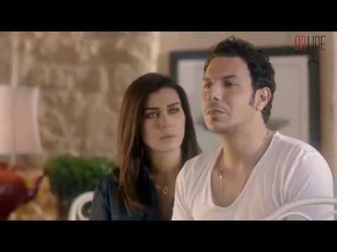 رجا يكسر قلب لين باسل خياط نادين الراسي مسلسل قصة حب Youtube