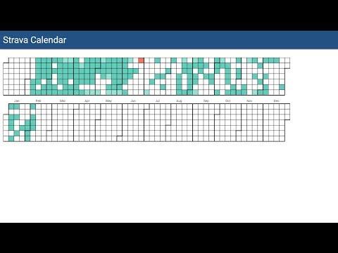 PowerShell Universal Dashboard - Calendar Chart