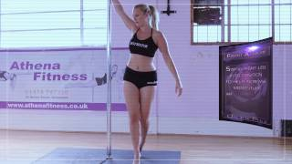 vuclip On the Pole tutorial - beginners spins