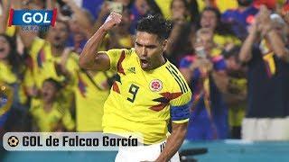 ⚽ Gol de Falcao García Colombia vs Estados Unidos - Partido preparatorio