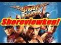 Shoreviewken! Street Fighter: Real Battle on Film (Sega Saturn)