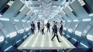 Super Junior M - Break Down mirror dance