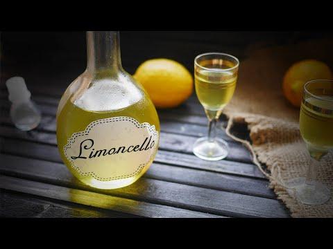 Как сделать ликер в домашних условиях лимончелло