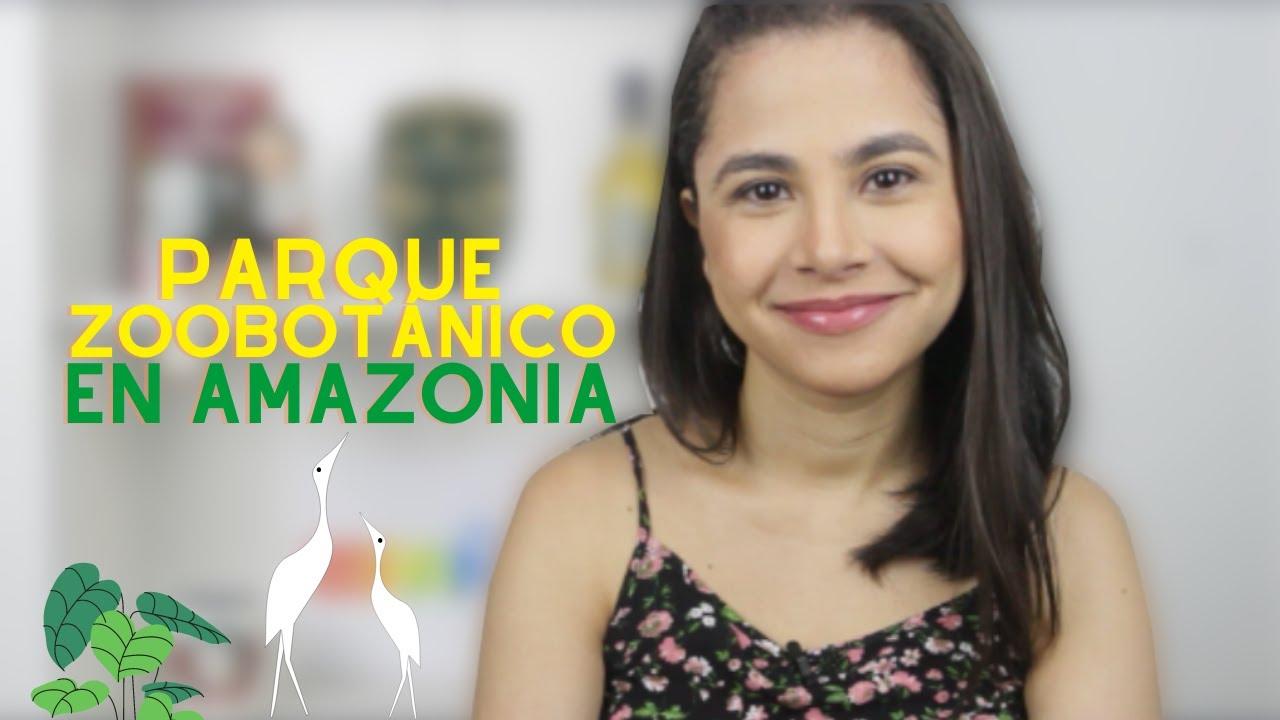 Parque Zoobotánico en AMAZONIA (Mangal das Garças)