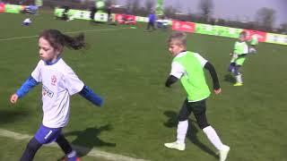CZ5-Z Podwórka na Stadion  o Puchar Tymbarku-Nadia na  Finałach Wojewódzkich-II Mecz II Połowa