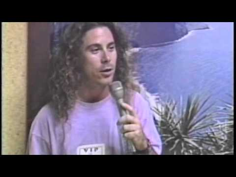 Metal music Armored Saint with John Bush in Honolulu 1992 Anthrax