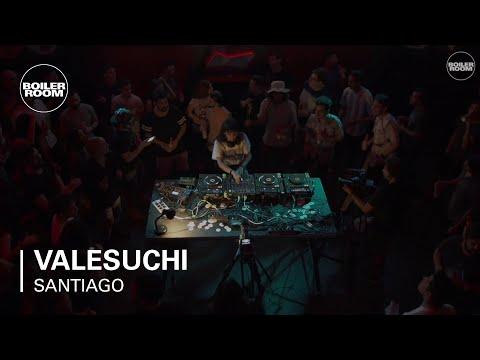 Valesuchi Boiler Room x Budweiser Santiago DJ Set