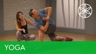 Give Back Yoga Foundation- Back Body Sequence