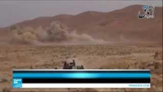 سوريا - تدمر:  تنظيم الدولة الاسلامية ينفذ اعدامات في المسرح الروماني الأثري