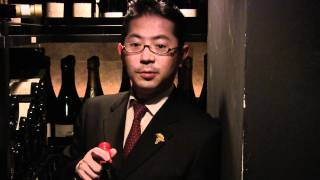 Ichimura presents the wines of 3 Michelin star Quintessence