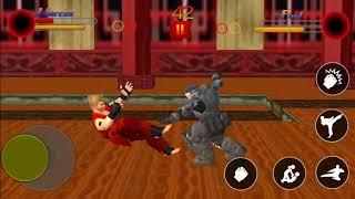 Marcus vs Paul #42 SuperHeroes Street Fighter | Modern Fighting Games