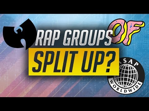 WHY RAP GROUPS WILL ALWAYS SPLIT UP!