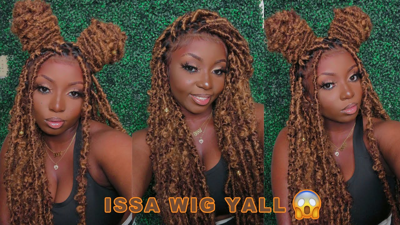 I BOUGHT A FAUX LOC WIG FROM INSTAGRAM, AND THIS HAPPENED ... | MadeByImade