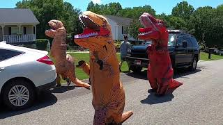 #03 Dino Run: Lexington, NC (June 14, 2020)
