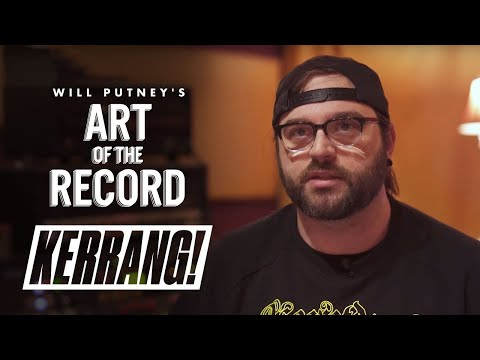 NORMA JEAN - Recording All Hail with Will Putney