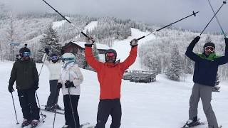 Steamboat 2018 Ski Trip