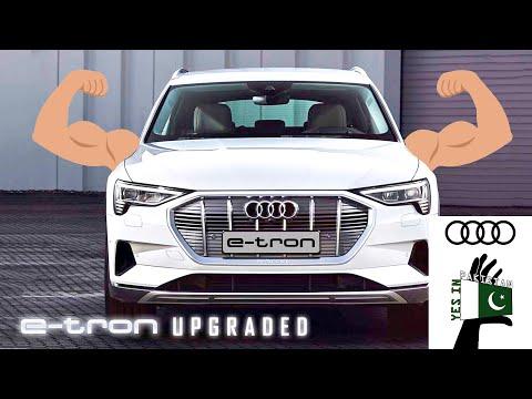 2021 Audi E-Tron Quattro 55 Upgraded & Modified   E-Tron Series 3/3
