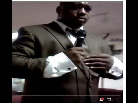 Pastor with the Power!  Hall of Shame