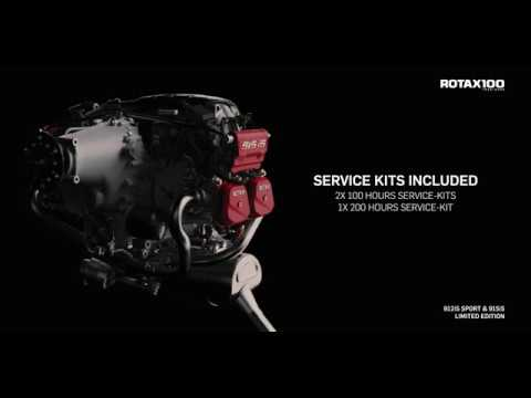 100 Years Limited Edition Engine
