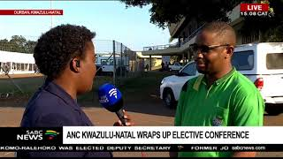 ANC KZN has a new leadership, Zikalala retains his seat as Chair