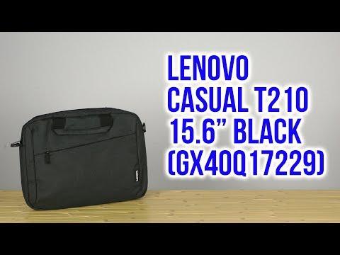 Raspakovka Lenovo Casual T210 15 6 Black Gx40q17229 Youtube