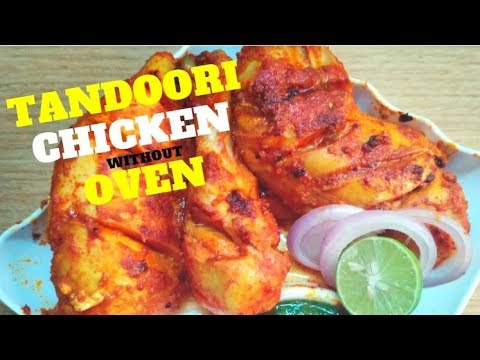 Tandoori Chicken Without Oven In Hindi English