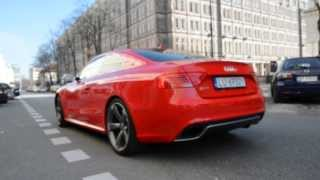 Audi RS5 B8 2012 in Warsaw