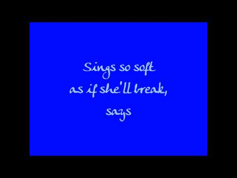 Regina Spektor- Lady- Lyrics