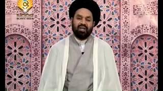 Lecture 88 (Namaz) Musafir Ki Namaz Ki Sharayit by Maulana Syed Shahryar Raza Abidi