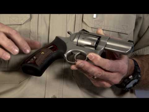 American Rifleman Television - (Wiley Clapp) Ruger GP-100 .357 Revolver Review